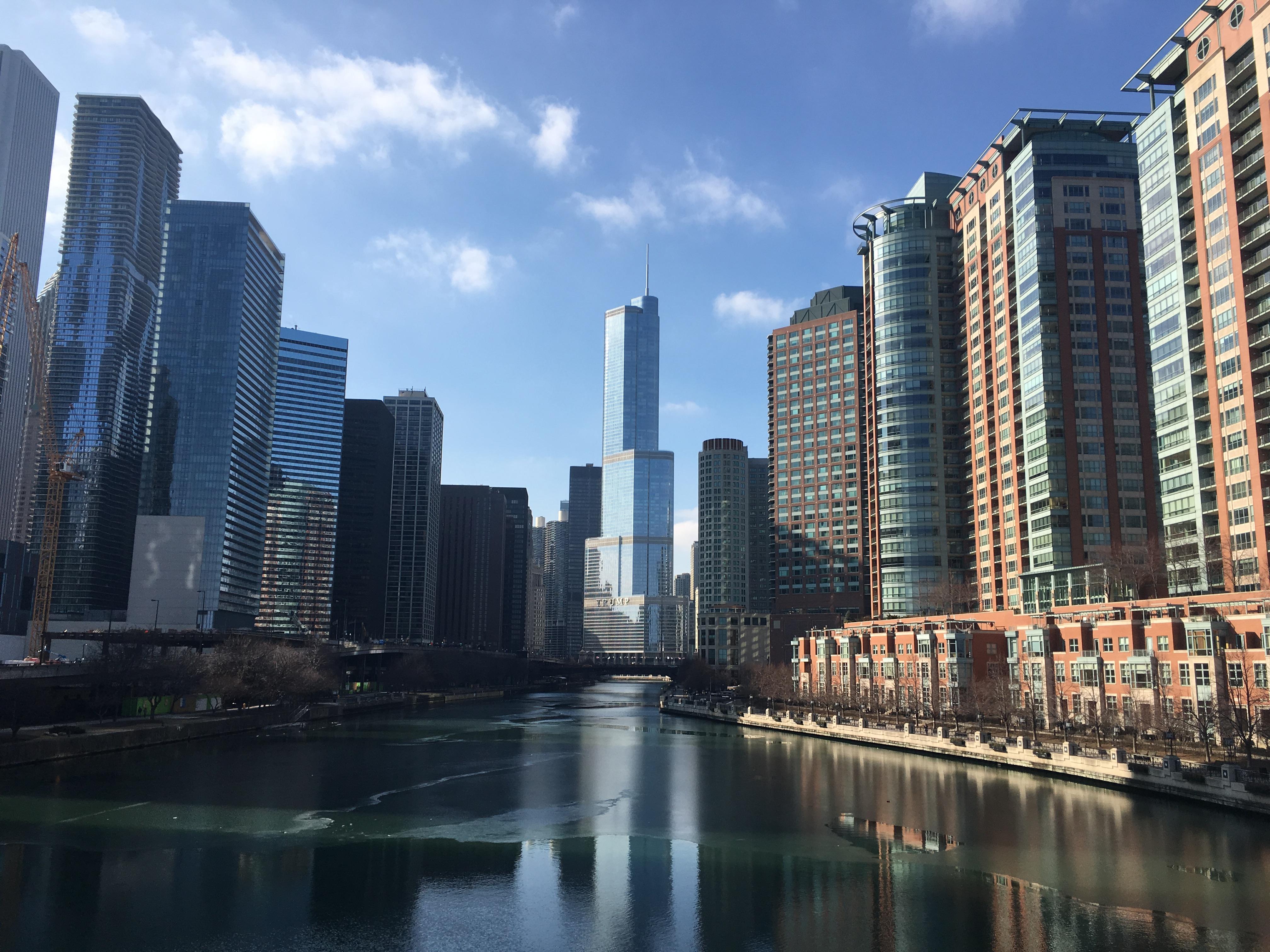 väder chicago